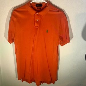 Polo by Ralph Lauren Mens Polo Style Short Sleeve